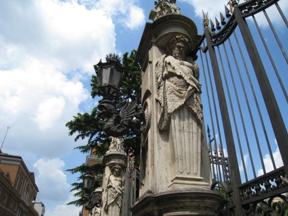 Entrada Palazzo Barberini